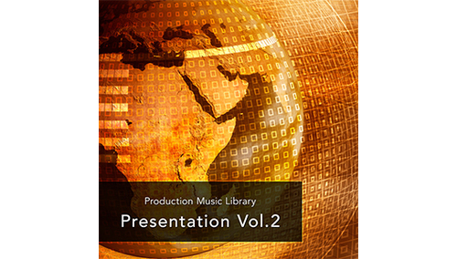 ポケット効果音 PRODUCTION MUSIC LIBRARY - PRESENTATION VOL.2