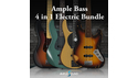AMPLE SOUND AMPLE BASS 4 IN 1 ELECTRIC BUNDLE の通販