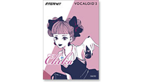 INTERNET VOCALOID3 Library Chika