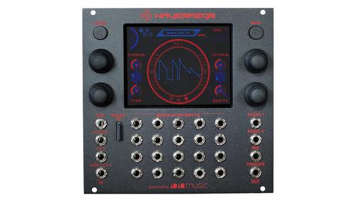1010MUSIC Waverazor Dual Oscillator Module ★パッチケーブルプレゼント!