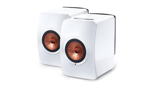 KEF LS50 WIRELESS WHITE (1ペア)