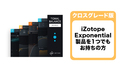 iZotope Tonal Balance Bundle クロスグレード 【対象:iZotope・Exponential製品を1つでもお持ちの方】 ★iZotopeホリデーキャンペーン開催!2020年1月6日まで!の通販
