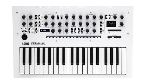 KORG MINILOGUE-XD PW