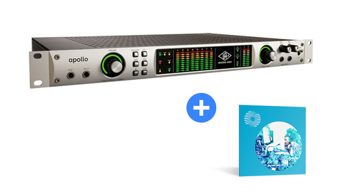 Universal Audio APOLLO FIREWIRE ★今ならUAD-2 Satelliteがもらえる!さらにRockoN限定!Ozone 9 Standardをプレゼント!