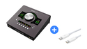 Universal Audio APOLLO TWIN MKII / SOLO ★プラグイン無償提供&Thunderboltケーブルプレゼント!さらに18回までの無金利ローン利用可能!の通販