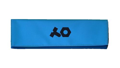 Teenage Engineering OP-Z pvc roll up blue bag