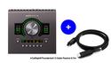 Universal Audio APOLLO TWIN X / DUO ★クーポンコードで5%OFF!2020大決算ブランド市★CalDigit Thunderbolt 3ケーブル(Passive 0.7m)をプレゼント&18回無金利利用可能!の通販