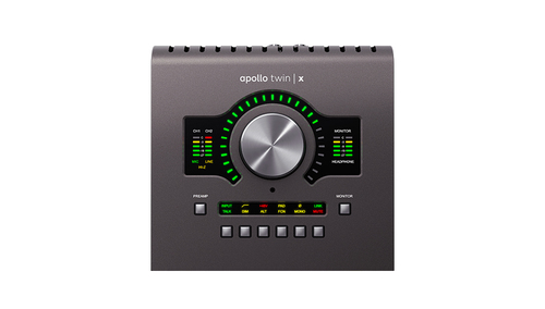 Universal Audio APOLLO TWIN X / QUAD