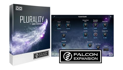 UVI Plurality for Falcon