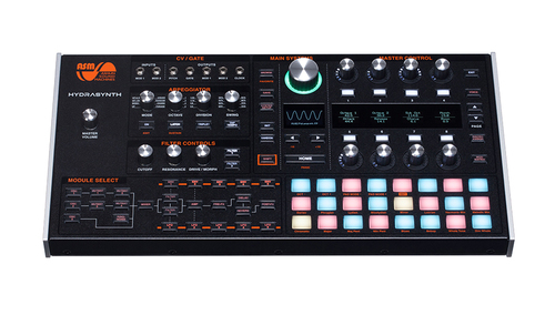 Ashun Sound Machines Hydra Synth Desktop ★HAPPY SUMMER SALE 第五弾!