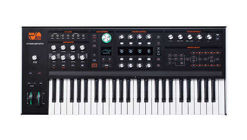 Ashun Sound Machines Hydra Synth Keyboard ★HAPPY SUMMER SALE 第五弾!