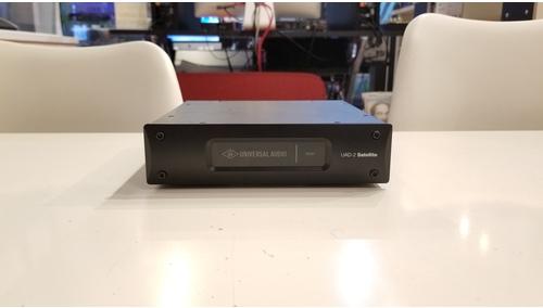Universal Audio UAD-2 SATELLITE THUNDERBOLT QUAD CORE ★ULTIMATE REDUCTION SALE 1