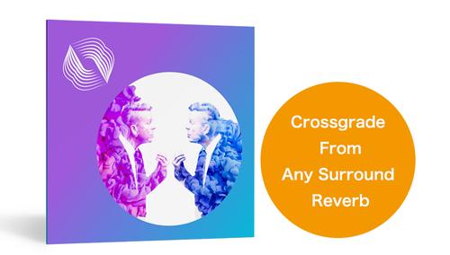 iZotope Dialogue Match クロスグレード版【対象:Surround Reverb製品のいずれか1つをお持ちの方】