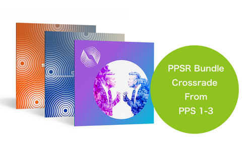 iZotope Post Production Surround Reverb Bundle クロスグレード版【対象:RX Post Production Suite 1-3】