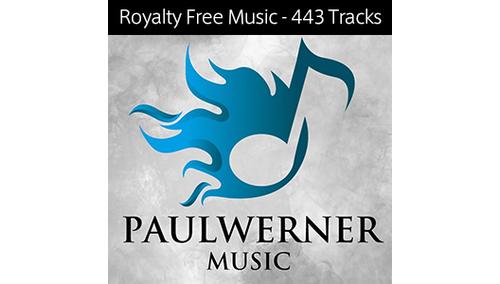 PAUL WERNER PAUL WERNER - ROYALTYFREE MUSIC