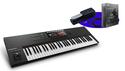 Native Instruments KOMPLETE KONTROL S61 MK2 ★ピアノ音源&エクスプレッションペダルプレゼント!の通販