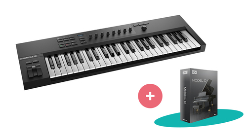 Native Instruments KOMPLETE KONTROL A49 ★RockoN限定 UVIピアノ音源をプレゼント!