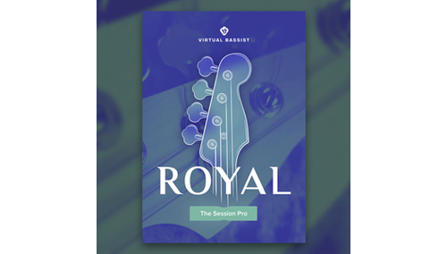 UJAM VIRTUAL BASSIST - ROYAL