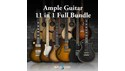 AMPLE SOUND AMPLE GUITAR 11in1 FULL GUITAR BUNDLE の通販