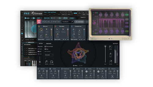 iZotope Nice Bundle ★在庫限り!