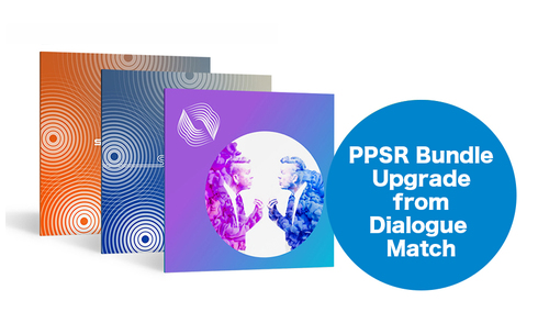 iZotope Post Production Surround Reverb Bundle アップグレード版【対象:Dialogue Match】