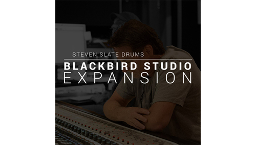Steven Slate Drums Blackbird Studios Drums EXPANSION for SSD5 ★Rock oN Demand お正月SALE!