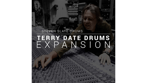 Steven Slate Drums Terry Date Drums EXPANSION for SSD5 ★2/29まで!大決算セール FINAL!