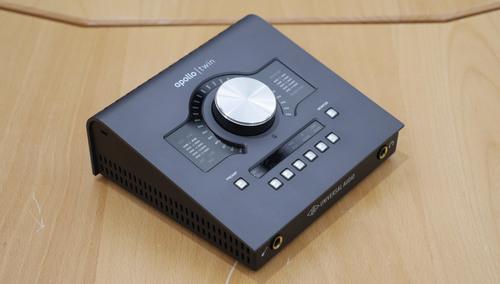 Universal Audio APOLLO TWIN MKII / QUAD