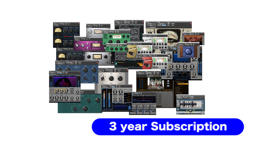 Avid Avid Complete Plug-in Bundle - 3 year Subscription