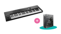 Native Instruments KOMPLETE KONTROL A49 ★RockoN限定 UVIピアノ音源をプレゼント!の通販