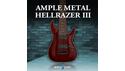 AMPLE SOUND AMPLE METAL HELLRAZOR III AMPLE SOUND SUMMER SALE!シングル・バンドル全品20%OFF!の通販