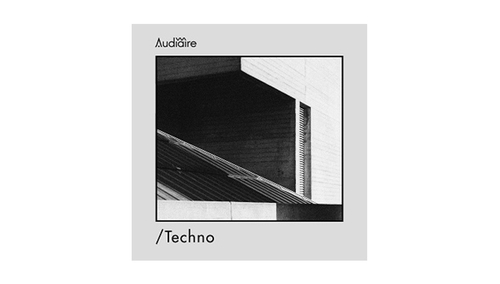 AUDIAIRE TECHNO EXPANSION - ZONE PRESETS