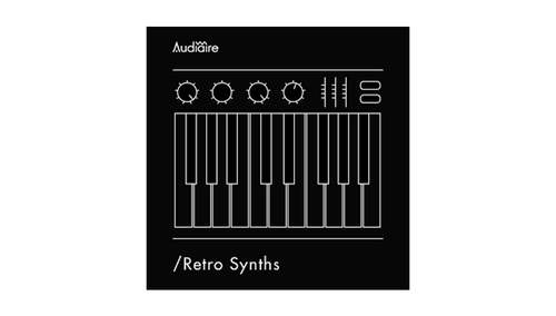 AUDIAIRE RETRO SYNTHS EXPANSION - ZONE PRESETS