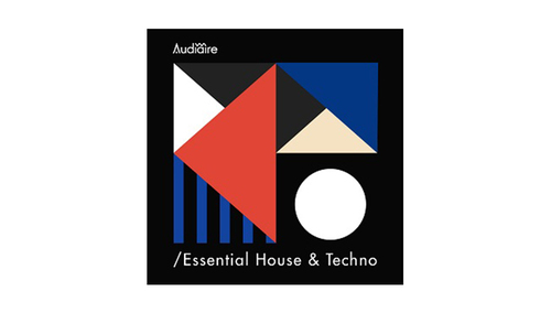 AUDIAIRE ESSENTIAL HOUSE & TECHNO EXPANSION - ZONE PRESETS