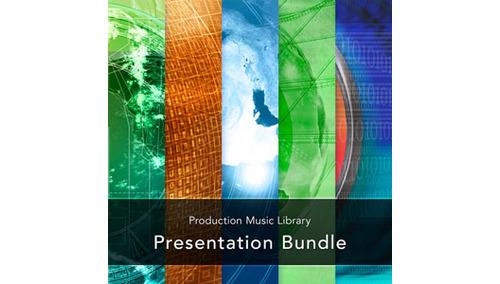 ポケット効果音 PRODUCTION MUSIC LIBRARY - PRESENTATION BUNDLE