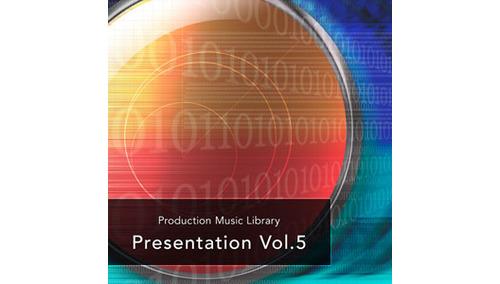 ポケット効果音 PRODUCTION MUSIC LIBRARY - PRESENTATION VOL.5