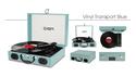 ION AUDIO Vinyl Transport Blue の通販