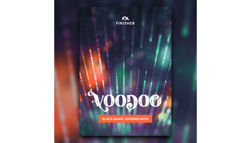 UJAM FINISHER VOODOO