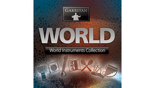 GARRITAN GARRITAN WORLD INSTRUMENTS / ARIA