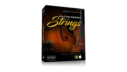Sample Modeling Solo & Ensemble Strings