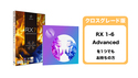 iZotope RX 7 Advanced & Dialogue Match Bundle クロスグレード 【対象:RX 1-6 Advancedをお持ちの方】 ★July Special キャンペーン!7月31日まで!の通販