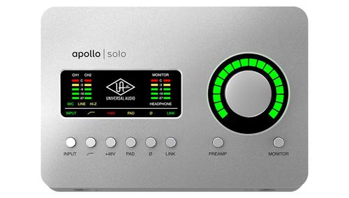 Universal Audio APOLLO SOLO USB ★生産完了在庫限り!