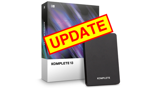 Native Instruments KOMPLETE 13 UPD