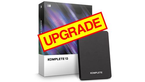Native Instruments KOMPLETE 13 UPG ★数量限定!iZotope&Exponential Audioプラグインプレゼント!