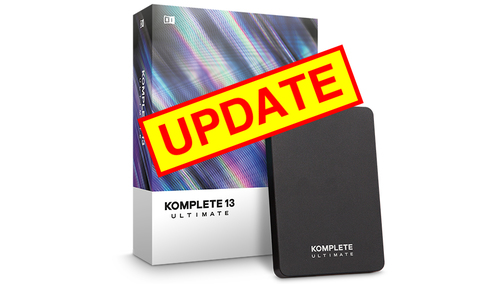 Native Instruments KOMPLETE 13 ULTIMATE UPD ★数量限定!iZotope&Exponential Audioプラグインプレゼント!