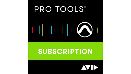 Avid Pro Tools 1-Year Subscription NEW DL版 ★アド・オン 特別価格プロモーション!