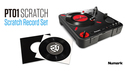 Numark PT01 SCRATCH SCRATCH RECORD SET の通販