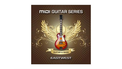 East West MIDI GUITAR SERIES VOL 4 GUITAR & BASS