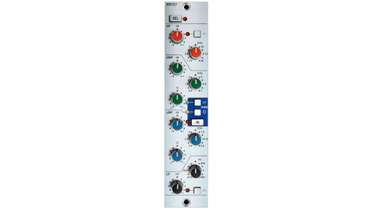 SSL XLogic X-Rack Stereo EQ Module