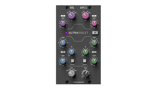 SSL 500 Series Ultra Violet EQ
